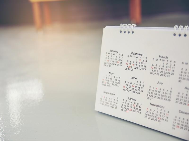 calendrier photo